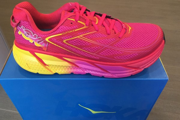 hier:Test: HOKA ONE ONE Clifton 3