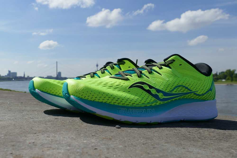 hier:Test Saucony Ride ISo 2