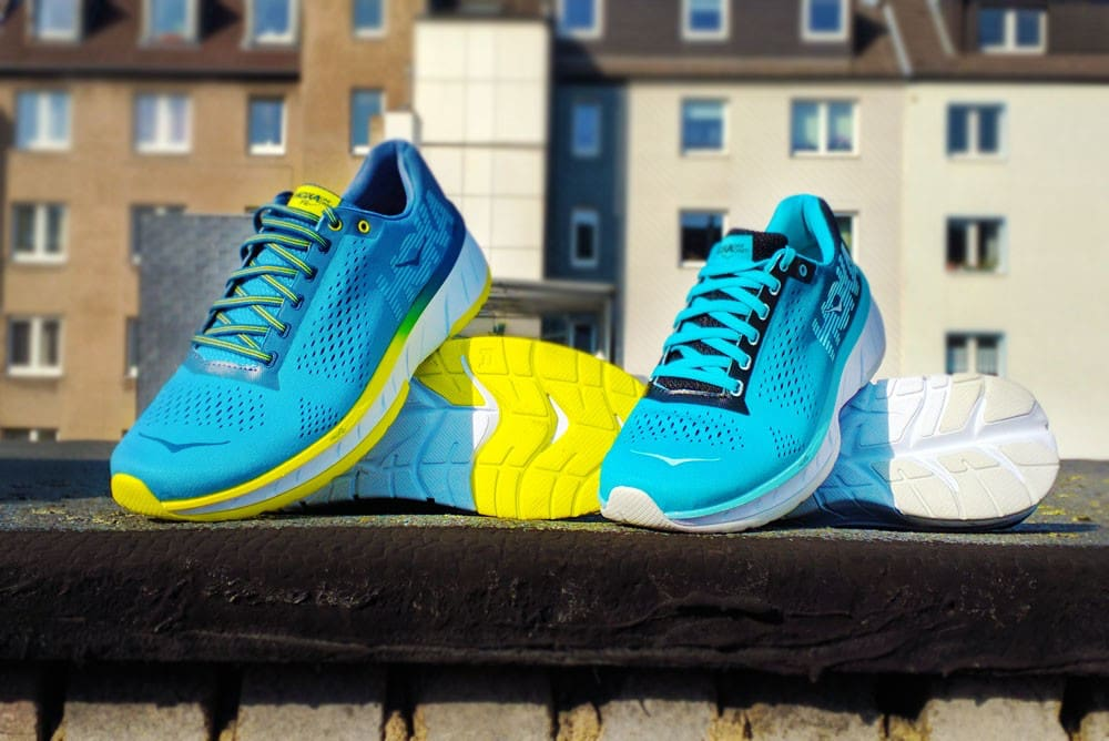 Test: HOKA ONE ONE Cavu