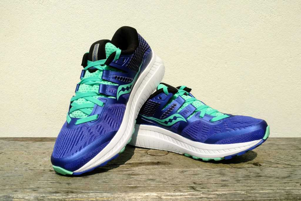 hier:Test: SAUCONY Ride ISO