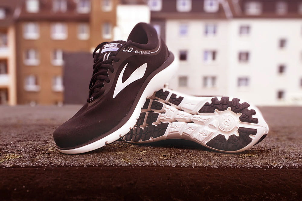 hier:Test: BROOKS PureFlow 7