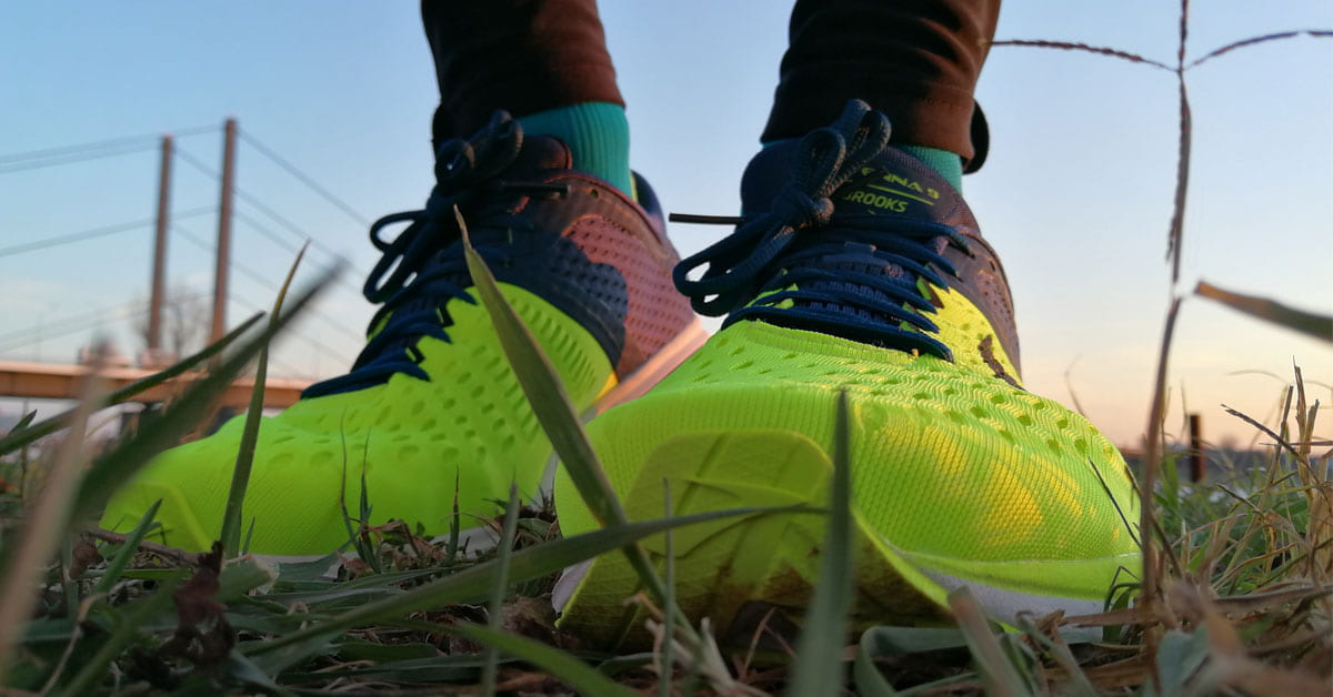 hier:Test: BROOKS Ravenna 9