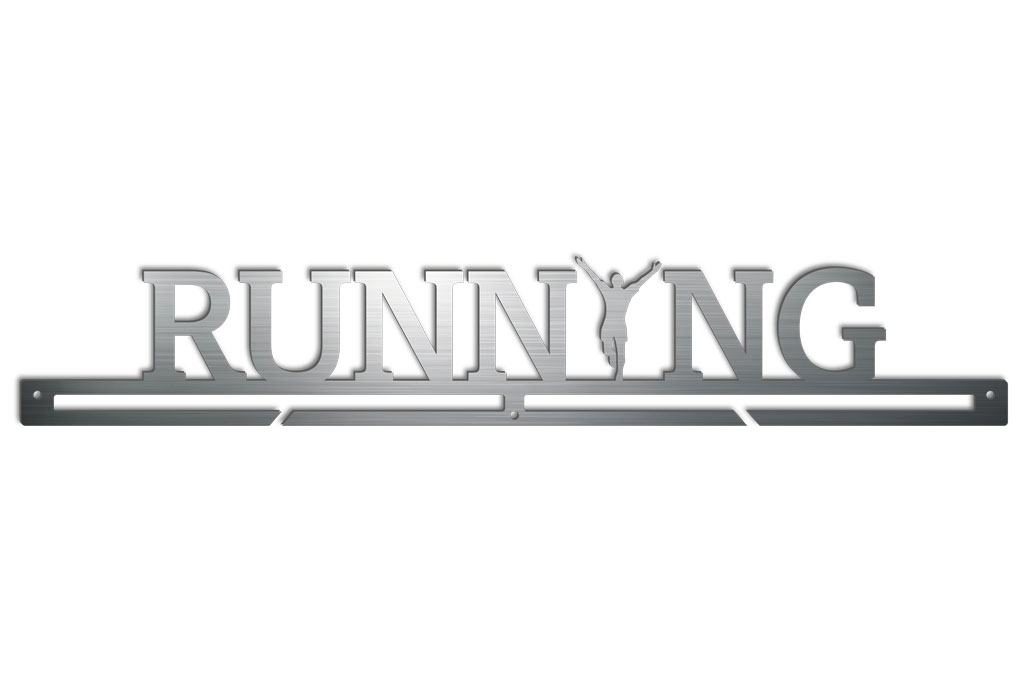 Medalboard Running (Mann)