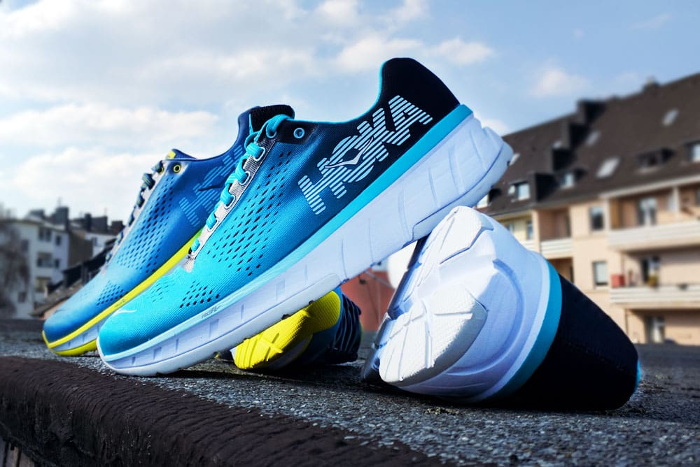hier:Test: HOKA ONE ONE Cavu