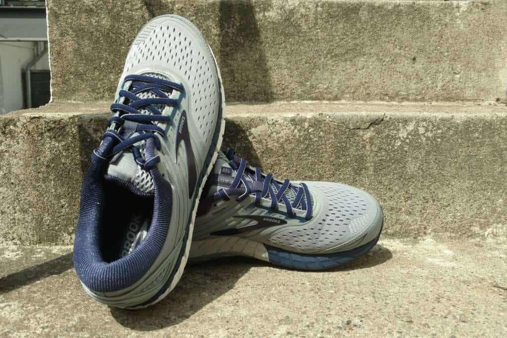 hier:Test: BROOKS Beast 18