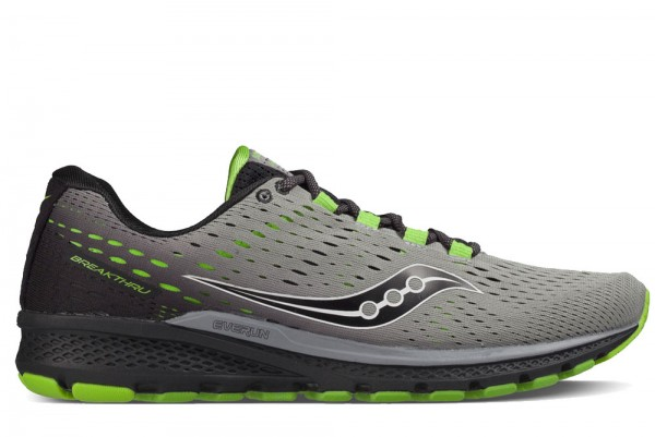 Test: SAUCONY Breakthru 3