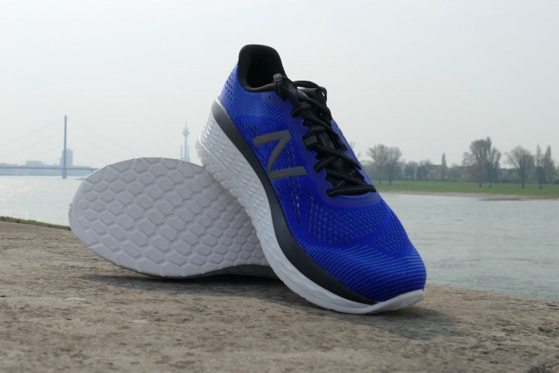 Test: NEW BALANCE Fresh Foam More