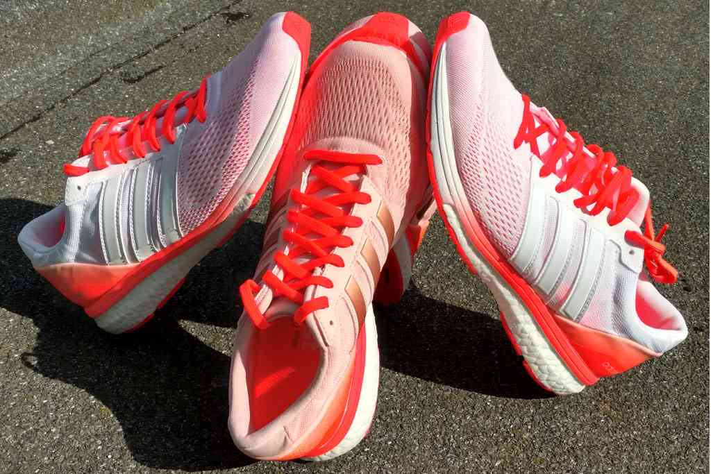 hier:Test: ADIDAS Adizero Boston 6 Olympia Edition