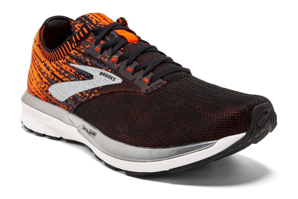 Test: BROOKS RIcochet