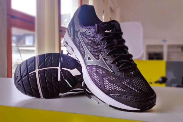 Test: MIZUNO Wave Rider 21