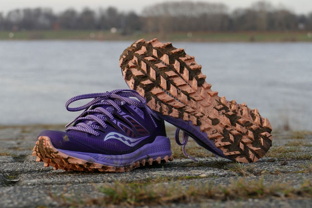 hier:Test: SAUCONY Peregrine ISO