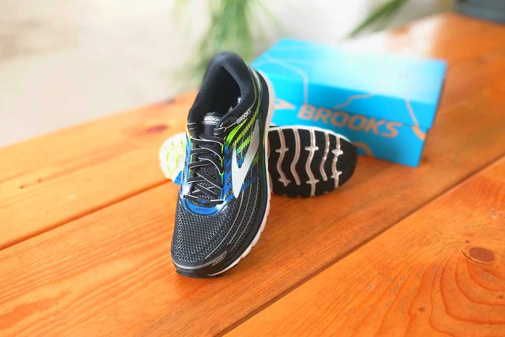 hier:Test: BROOKS Glycerin 15