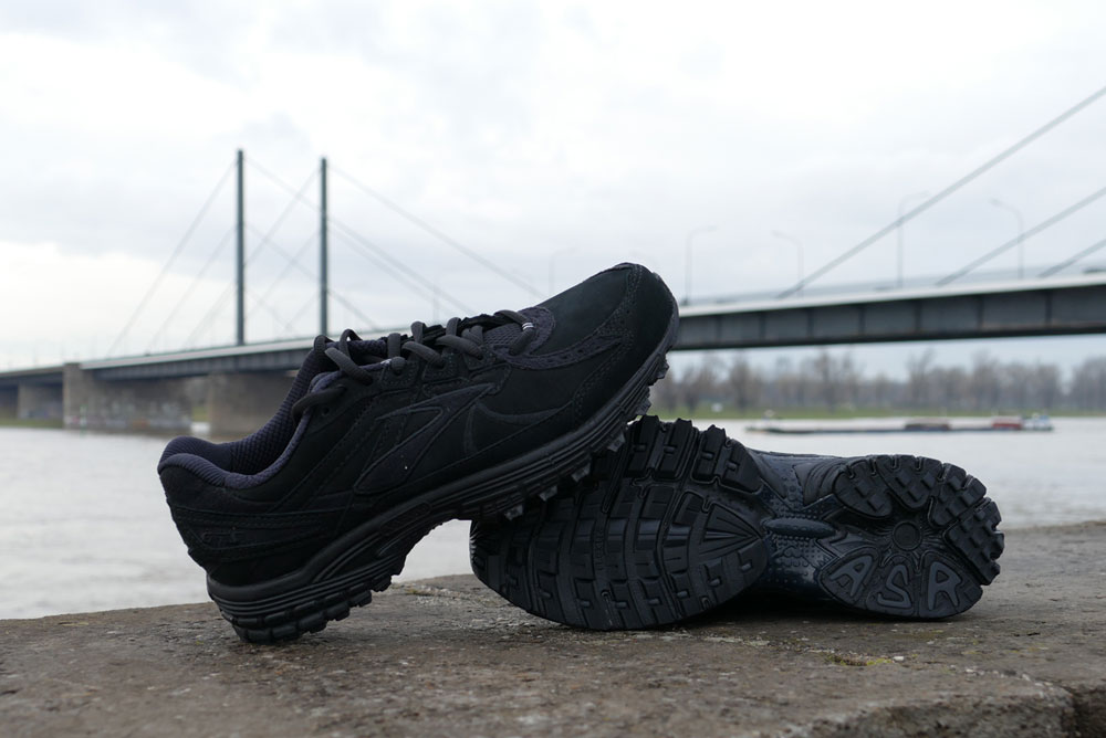 Test: BROOKS Adrenaline Walker 3