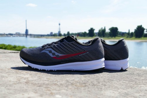 Test: SAUCONY Ride 13