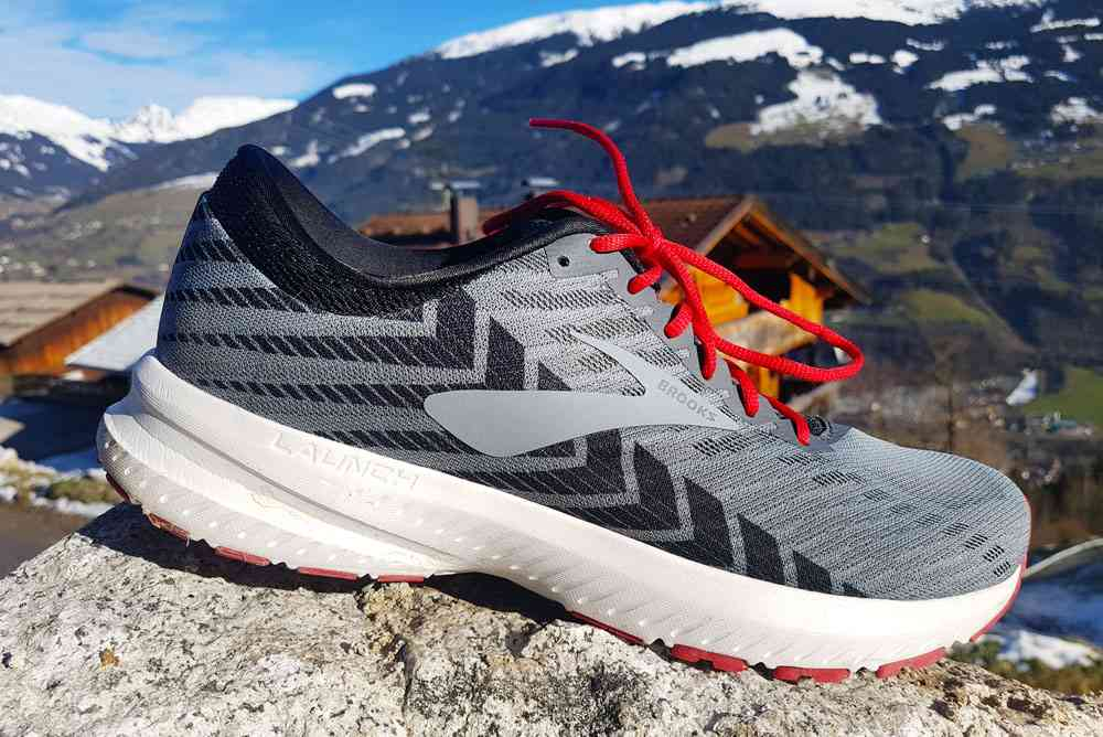 hier:Test: BROOKS Launch 6