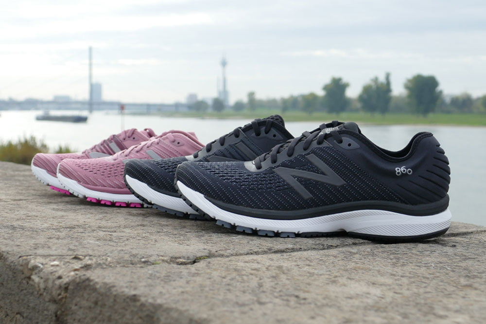 Test: NEW BALANCE 860 v10 | bunert online shop
