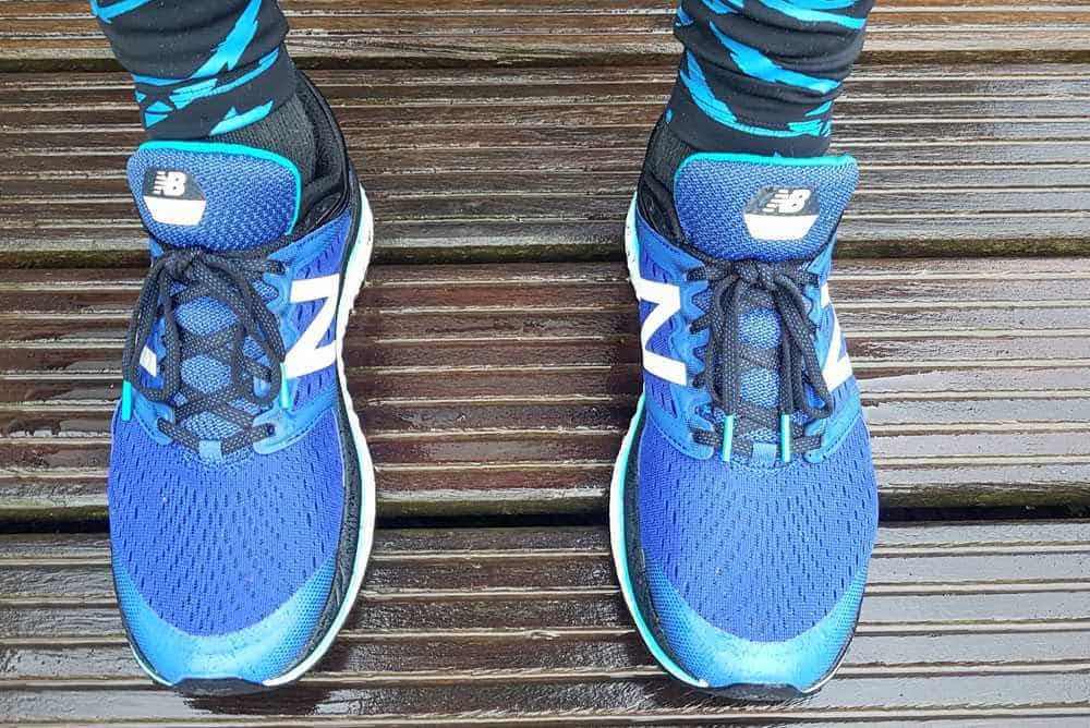 hier:Test: NEW BALANCE 1080 v8