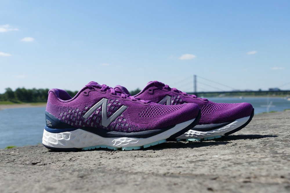 Test: NEW BALANCE Fresh Foam 880 v10 | bunert online shop