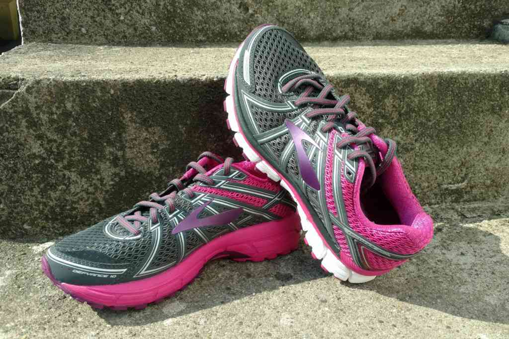 hier:Test: BROOKS Defyance 10