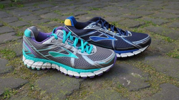 Test: BROOKS Defyance 9