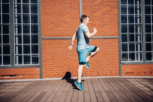 Techniktraining für Läufer: Das Lauf-ABC