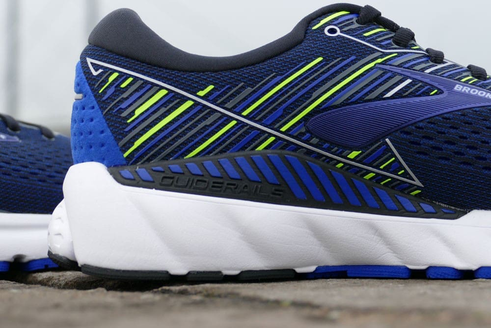 BROOKS Adrenaline GTS 19 Guide Rails