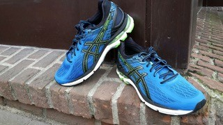 hier:Test: ASICS Pursue 3