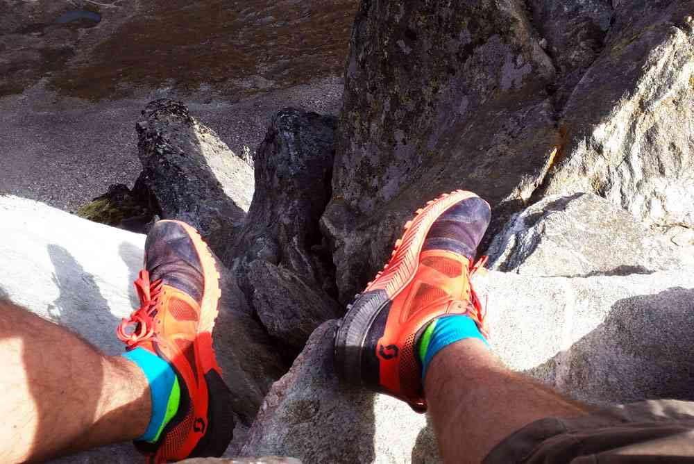 SCOTT Kinabalu Test Berg