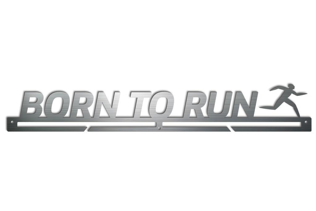 Medalboard Born to run