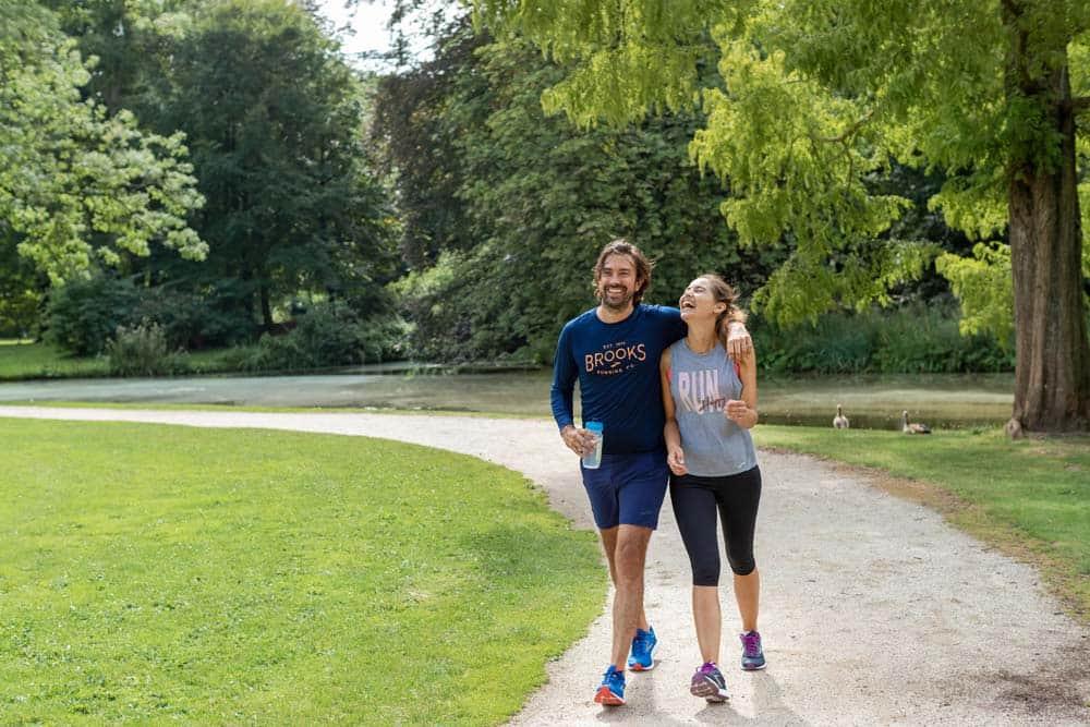 hier:Nordic Walking für Anfänger