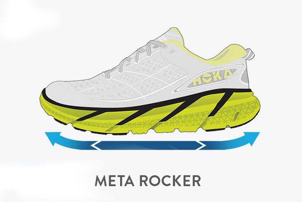 HOKA ONE ONE Meta Rocker