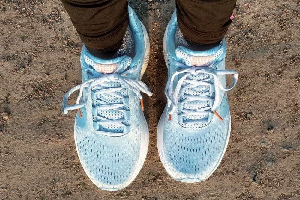 Test: SAUCONY Jazz 20