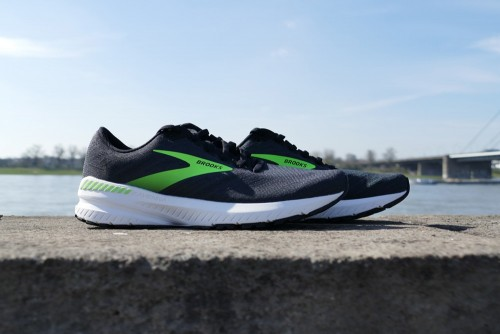Test: BROOKS Ravenna 11