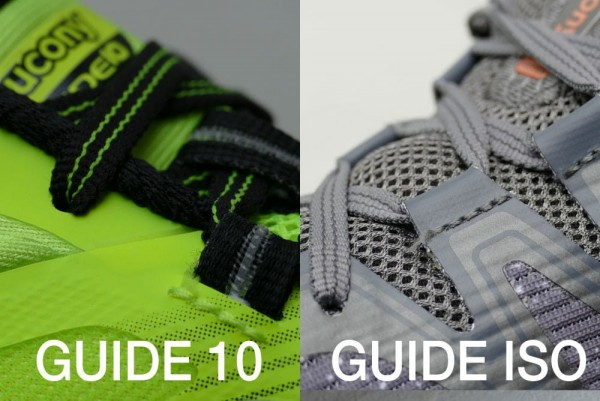 Test: SAUCONY Guide ISO Schürung