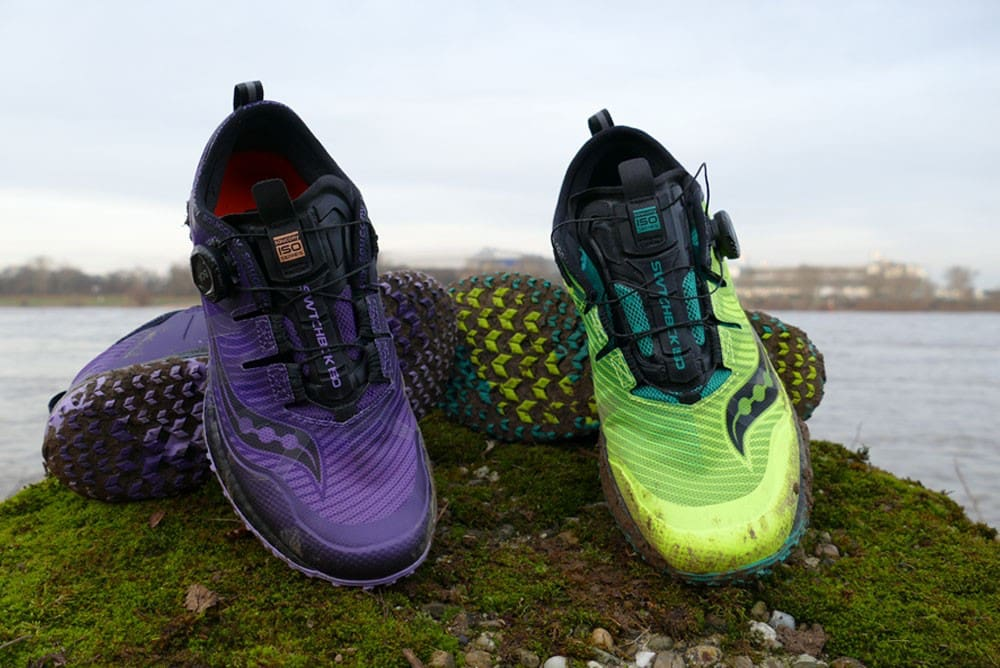 Test: SAUCONY Switchback ISO Ende