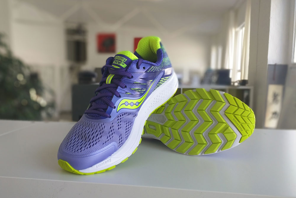 hier:Test: SAUCONY Ride 10