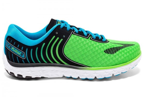 Test: BROOKS PureFlow 6