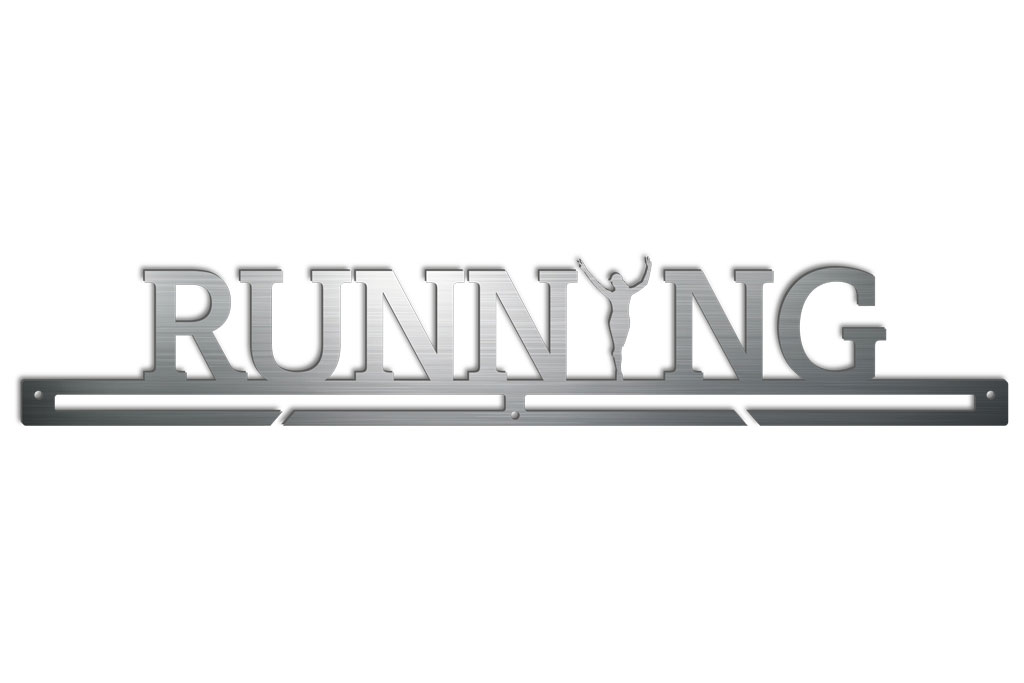 Medalboard Running (Frau)
