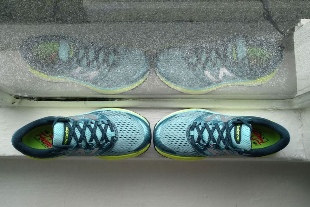 hier:Test: NEW BALANCE 1080 v7