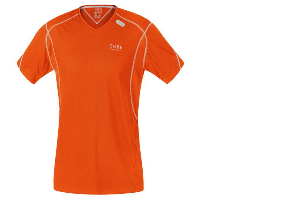 GORE RUNNING WEAR Essential Shirt blaze (Herren)