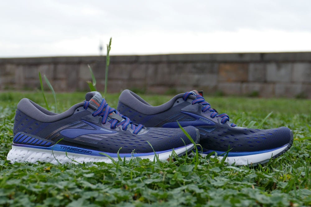 Test Brooks Transcend 6
