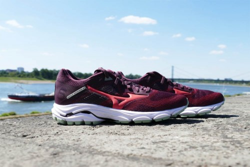 Test: MIZUNO Wave Inspire 16