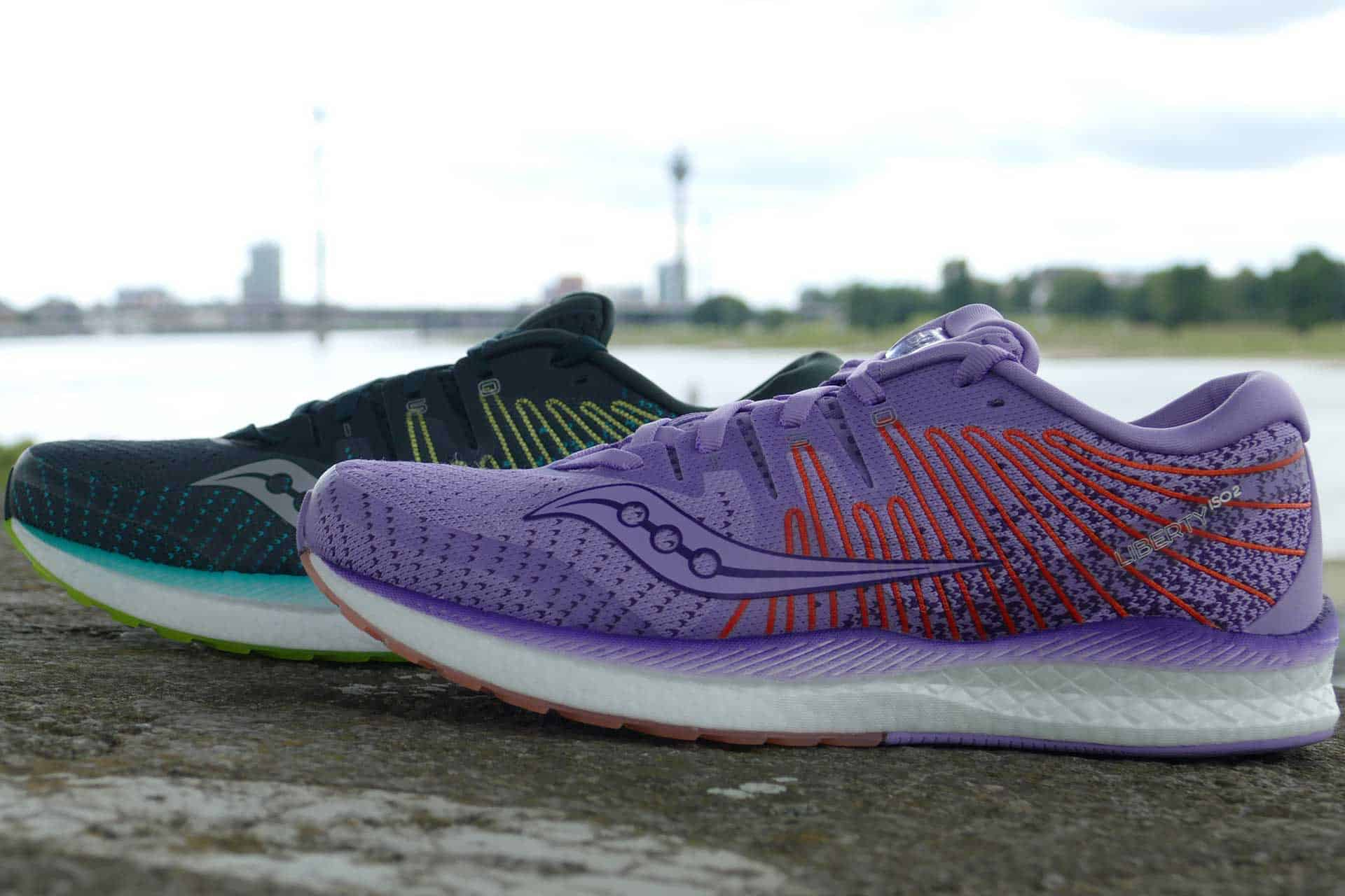 hier:Test: SAUCONY Liberty ISO 2