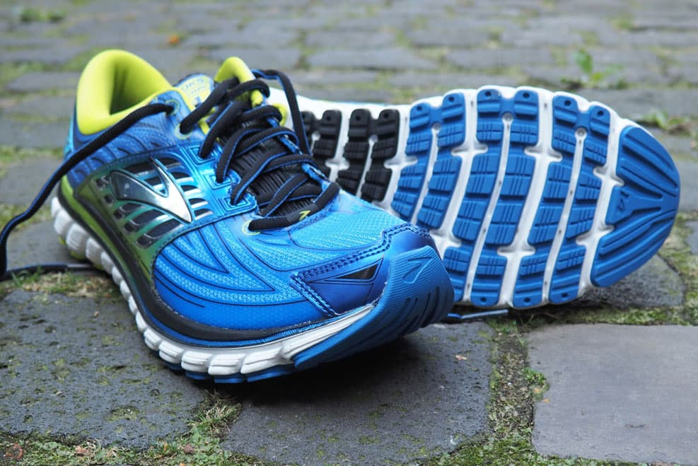 hier:Test: BROOKS Glycerin 14