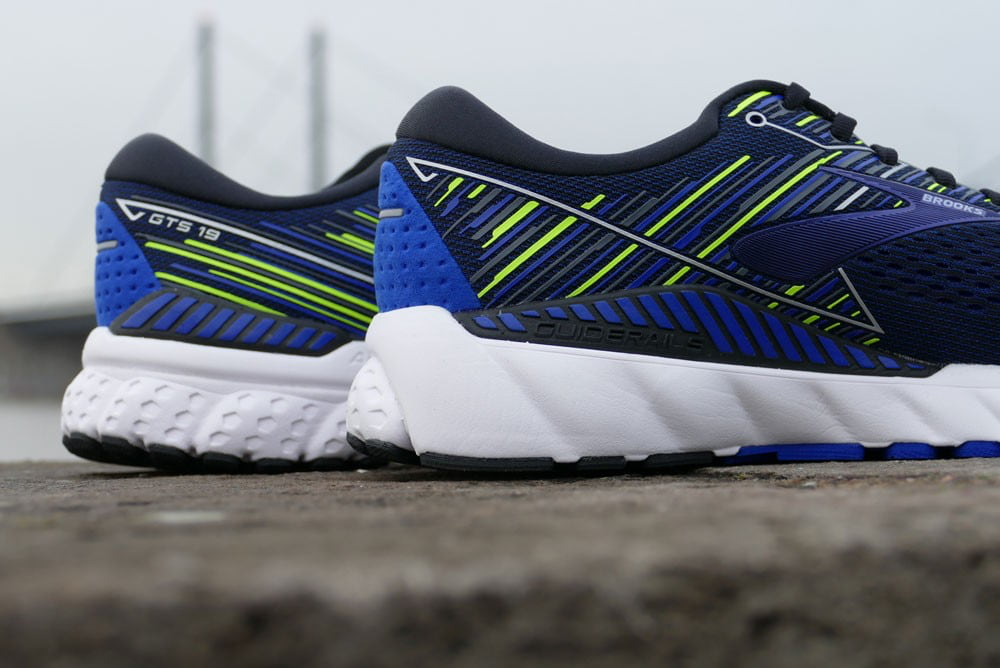 Test BROOKS Adrenaline GTS 19 Ende