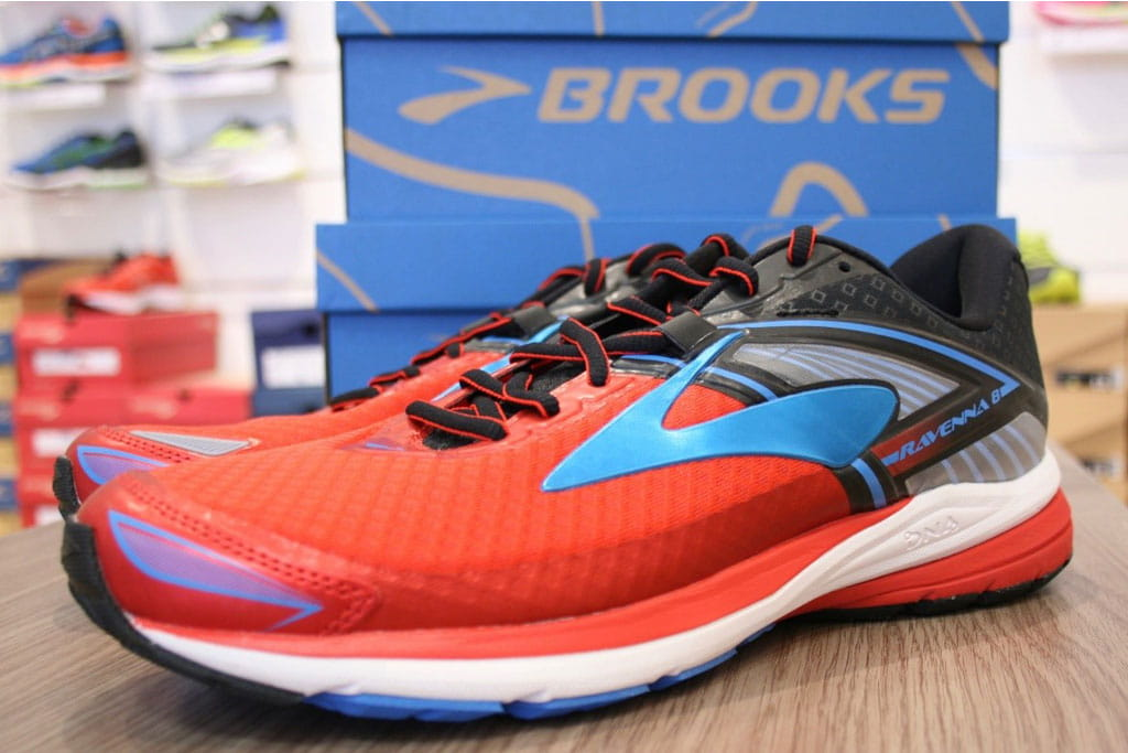 hier:Test: BROOKS Ravenna 8