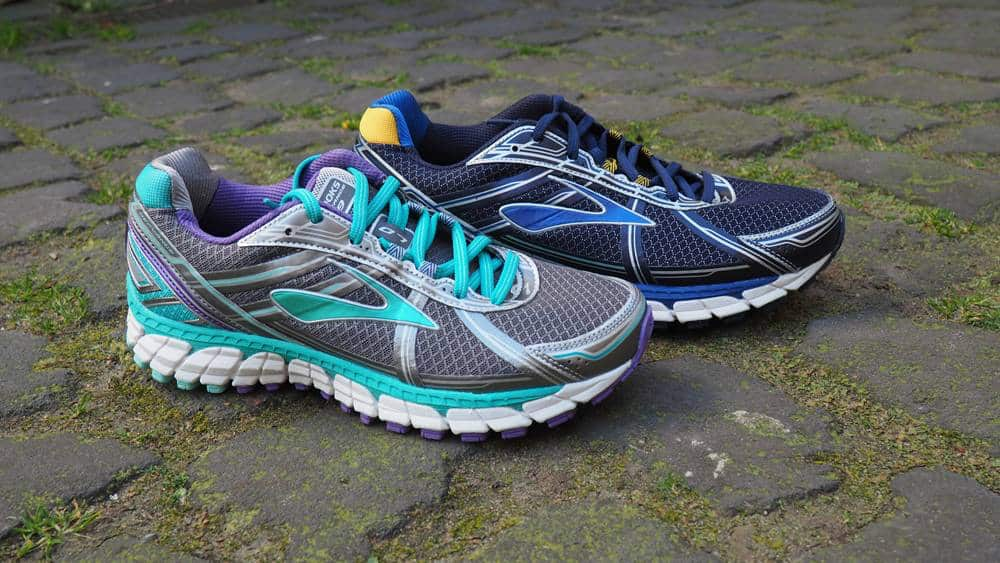 hier:Test: BROOKS Defyance 9