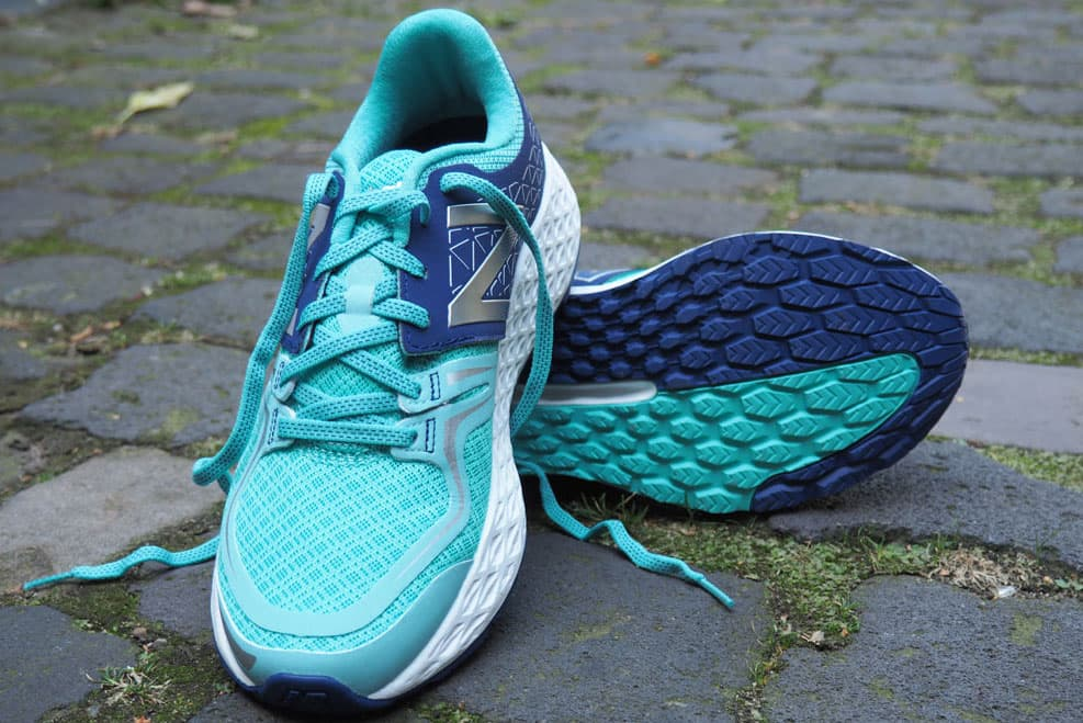 hier:Test: NEW BALANCE Fresh Foam Vongo