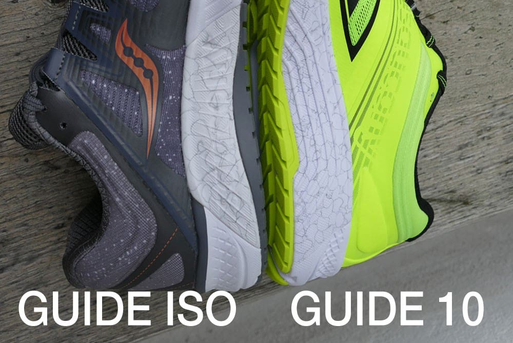 Test: SAUCONY Guide ISO Seite