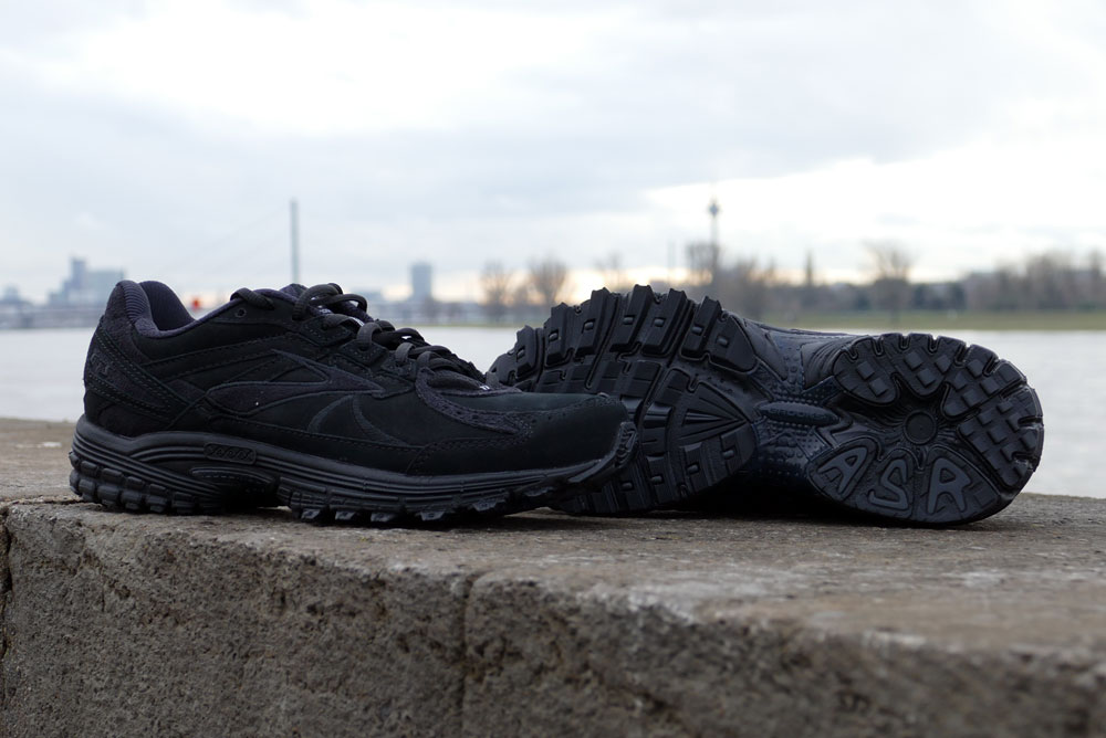 hier:Test: BROOKS Adrenaline Walker 3